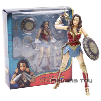 Medicom DC COMICS Wonder Woman MAFEX Action Figure koleksiyon Model oyuncak