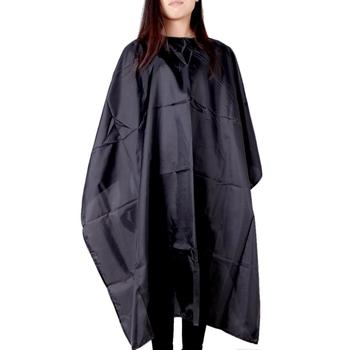 Hairdressing Cape Cover Cutting Hair Waterproof Cloth 140x100cm Salon Barber Gown Cape Hairdressing Hairdresser Dropshipping